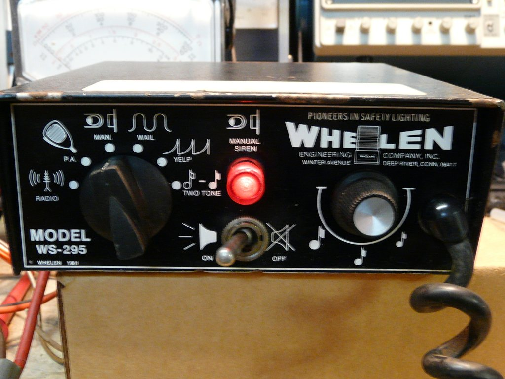 Whelen Ws 295 Siren Wiring Diagram 34 Wiring Diagram Images