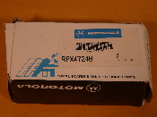 Motorola RPX4724A Spectra RF Cable Service Kit