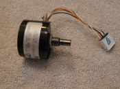 Disc Instruments PC62D-127-5 Optical Shaft Encoder WJ-34836-1