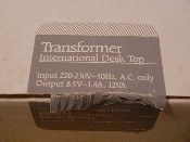 Hayes 52-00018 Transformer, International