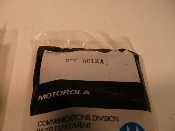 Motorola RTK4012A DVP/DES Test Set Cable Used