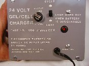 GRC242000 CDM Gel Cell Charger 6130010783712