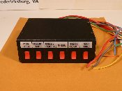 Federal Signal SW300*012 Switch Box