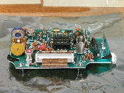 Motorola TLD5960A Power Control Board 5961012231892