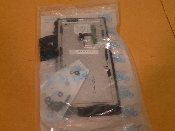 Motorola NLN9720B MX300-R Back Cover Silverized