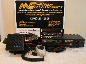 Motorola Syntor X Accessory Group With Siren & WC