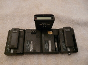 NEC R3D4-A VHF Pager Lot