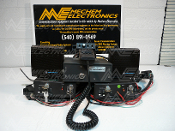 Motorola Syntor X HHCH Dual Radio Accessories