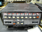Motorola Syntor X System 90 2 Zone 8 Mode MSSD Control Head