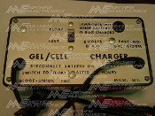 6130006297396 6 volt Gel Cell Charger Various Manufacturers Used