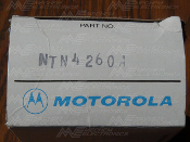 Motorola NTN4260A Frequency 4 Zone Flex V&U DVP MX300-R/S